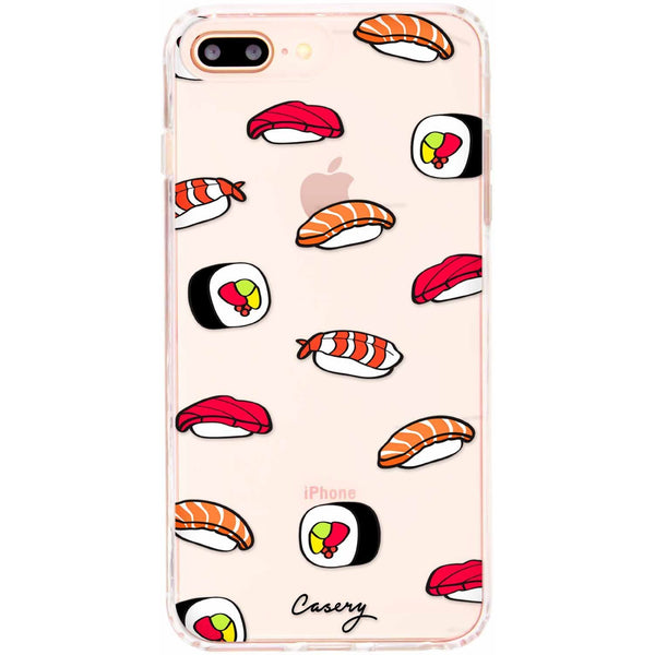 Casery Sushi iPhone 8 Plus Case