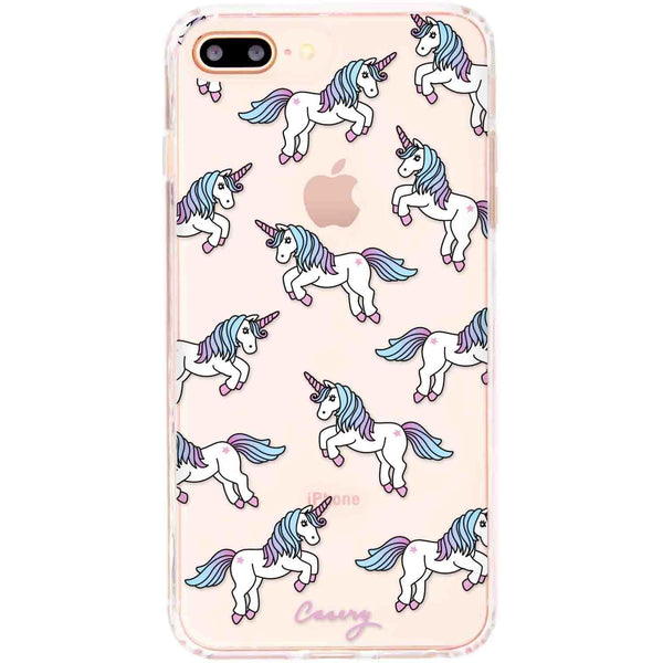 Casery Unicorn iPhone 8 Plus Case