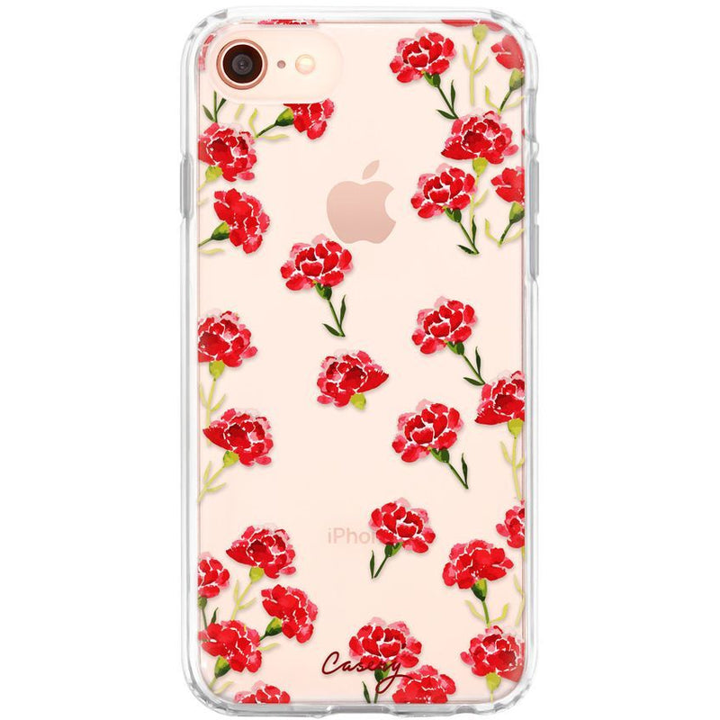Casery Carnation Nation iPhone 8 Case