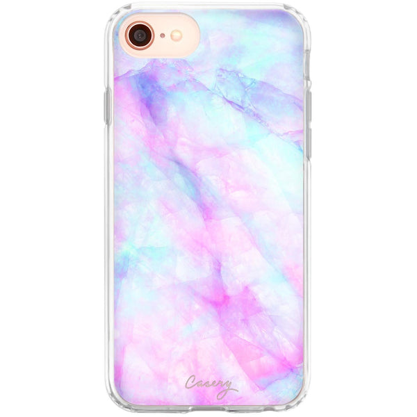 Casery Iridescent Crystal iPhone 8 Case