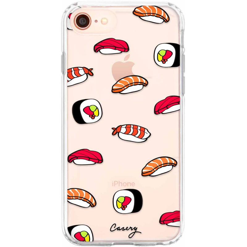 Casery Sushi iPhone 8 Case