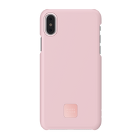 Happy Plugs iPhone XS Case Blush