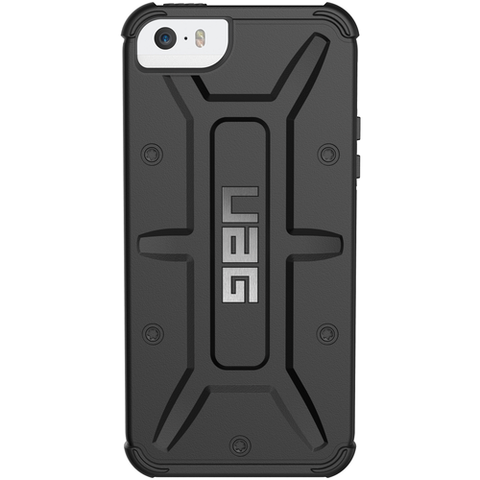 Urban Armor Gear iPhone SE Plasma Case Black