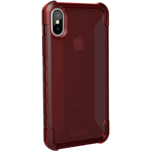 UAG Plyo iPhone XS Tough Protective Case
