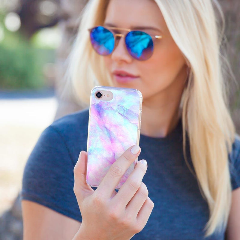 Casery Iridescent Crystal iPhone XS Case