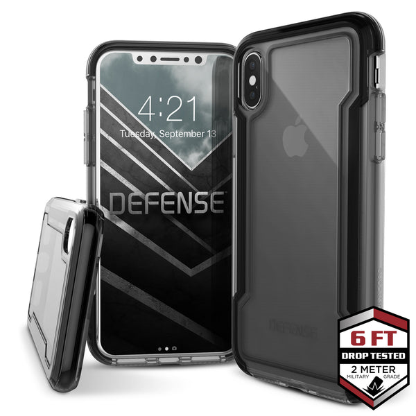 Raptic Clear iPhone XS Case
