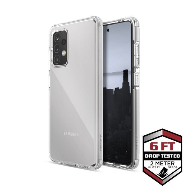 Raptic Clear Galaxy A52 Case