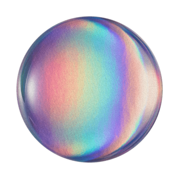 Rainbow Gloss Swappable PopSocket