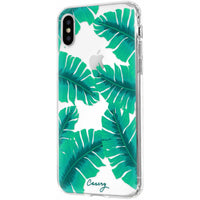 Casery Banana Leaves iPhone XS Max Case