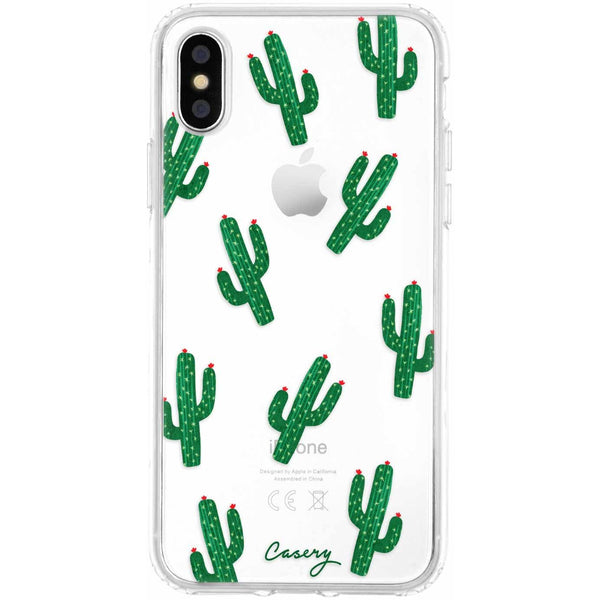 Casery Cactus iPhone XS Case