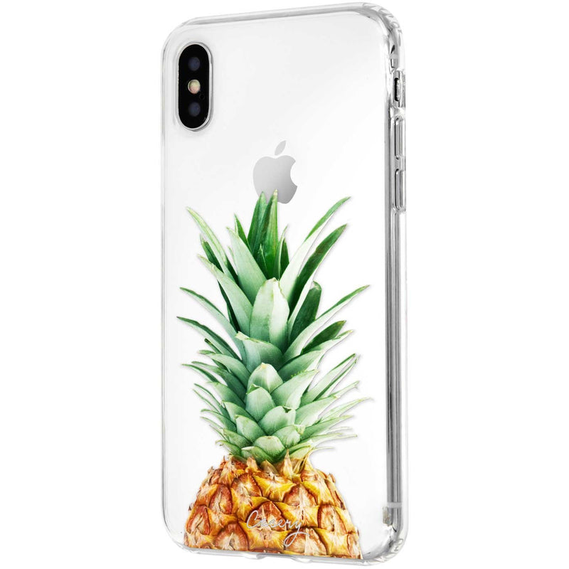 Casery Pineapple iPhone XS Case