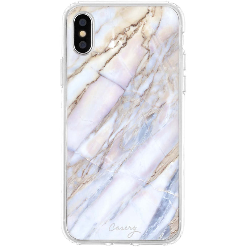 Casery Shatter Marble iPhone XS Case