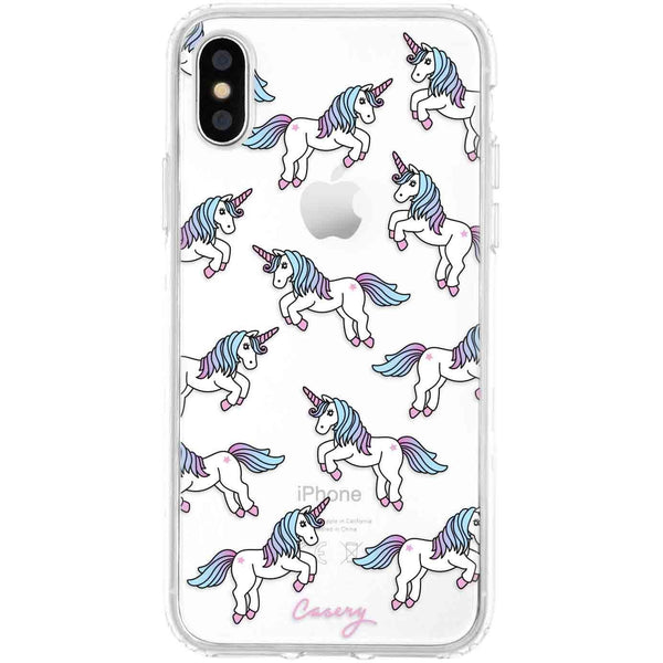 Casery Unicorn iPhone XS Case
