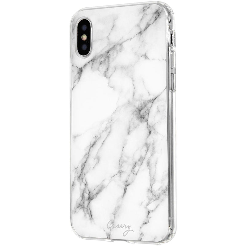 Casery White Marble iPhone XS Case