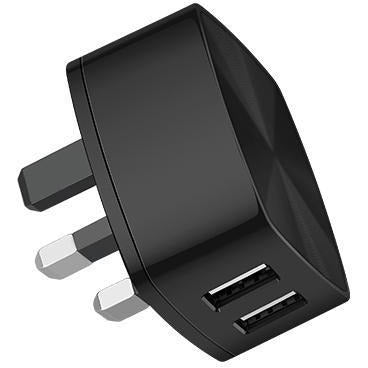 Hoco Quick Charge 3.0 Dual USB Mains Charger