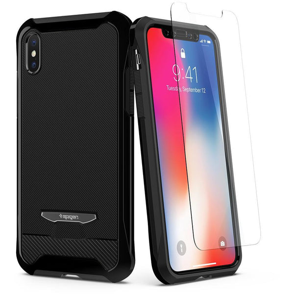 Spigen iPhone XS Case Reventon 360