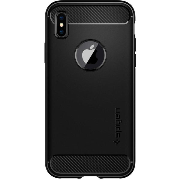 Spigen iPhone XS Case Rugged Armor