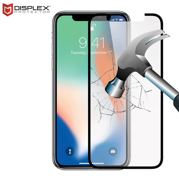 Displex Real Glass Full Cover Screen Protector