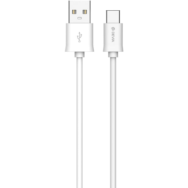 Devia Smart Cable USB Type C White 1m