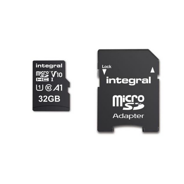 Integral High Speed Memory Card