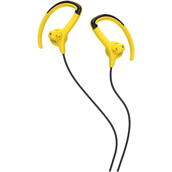 Skullycandy Chops Bud Hanger In-Ear Headphones Yellow