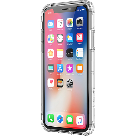 Griffin Survivor Clear iPhone XS Impact Case