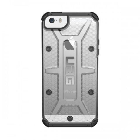 Urban Armor Gear iPhone SE Plasma Case Clear