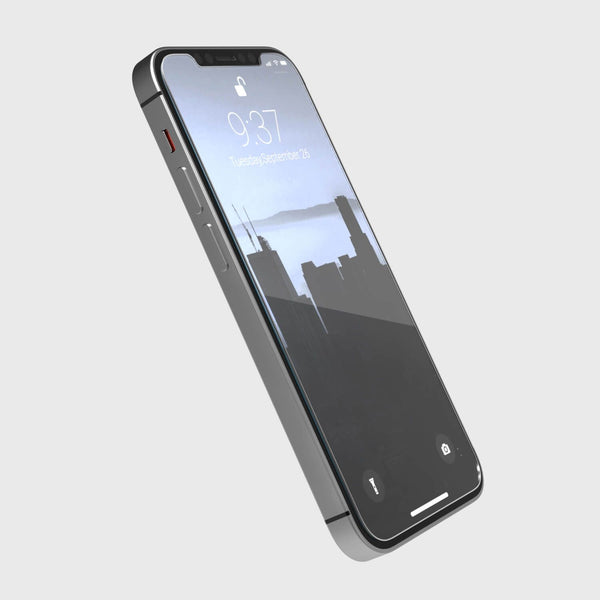 Raptic Full Coverage Tempered Glass