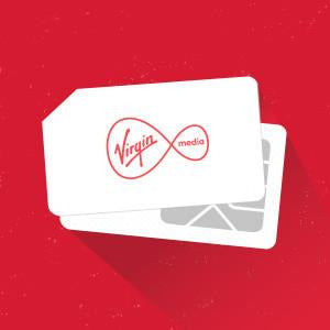 Virgin Mobile 3-in-1 Sim Card