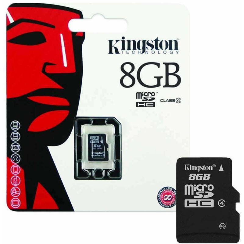 Kingston 8GB Micro SD Card SDHC
