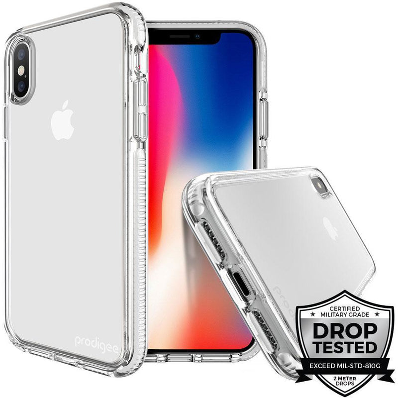 Prodigee Safetee Steel iPhone XS Max Case
