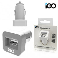 iGo MiniJuice 2.1A Car Charger