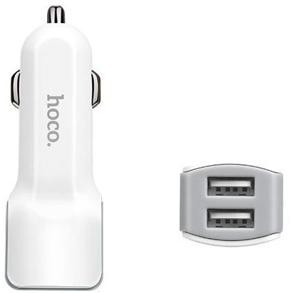 Hoco Dual 2.1A USB Car Charger