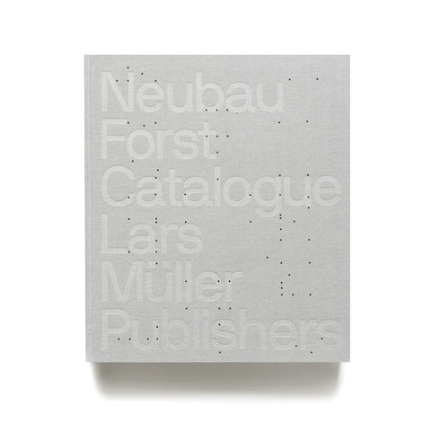 Neubau Forst Catalogue