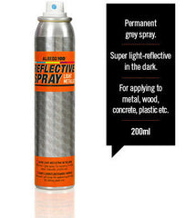 Albedo 100 reflective spray - light metallic 200ml