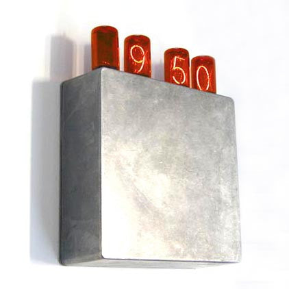 Nixie - clock