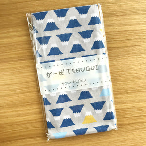 日本富士山紗巾 Mt. Fuji Gauze Face Towel