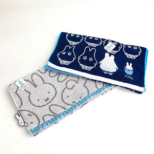 Miffy Hide and Seek 緹花面巾 Miffy Hide and Seek Face Towel