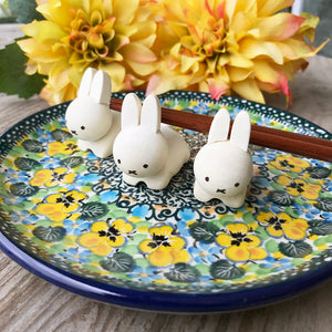 Miffy木製筷子托架 Miffy Wooden Chopsticks Rest