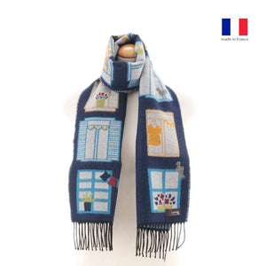 法國製圍巾 - 窗户 French Muffler - Windows