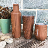 CORKCICLE Walnut Canteen 470ml冷暖兩用保溫瓶 - Walnut