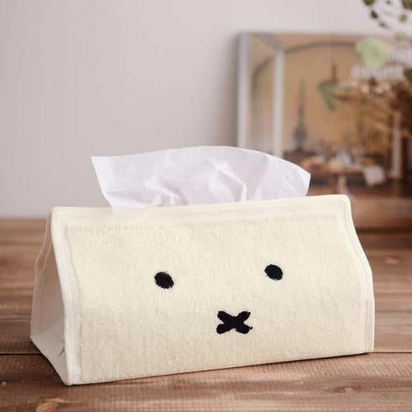 Miffy 盒裝紙巾套 Miffy Tissue Box Cover
