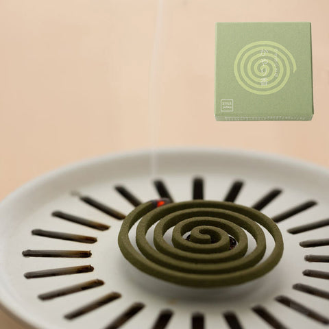 Style Japan除虫菊卷線香 Style Japan Pyrethrum Spiral Incense