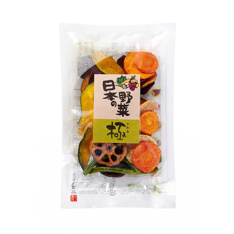 極 日本野菜脆片*Kiwami Vegetable Crisps