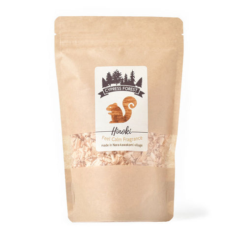 奈良檜木屑50克 Nara Hinoki Wood Chips 50g