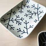 波佐見燒餐碟套裝 - Evotra (一套5件) / Hasami Porcelain Plate Set - Evotra (A set of 5)