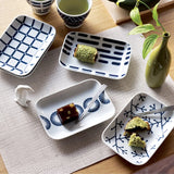 波佐見燒餐碟套裝 - Evotra (一套5件)*Hasami Porcelain Plate Set - Evotra (A set of 5)
