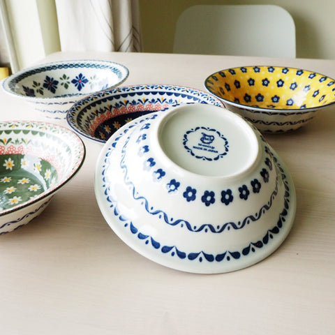 Polska 田園湯碗套裝 (一套5件) / Polska Garden Bowl Set (A set of 5)