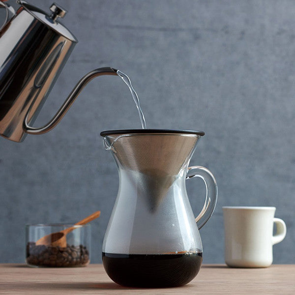 日本 Kinto Carafe咖啡壺套裝 Coffee Carafe Set