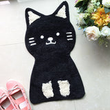 超萌貓咪地毯*Lovely Kitten Floor Mat